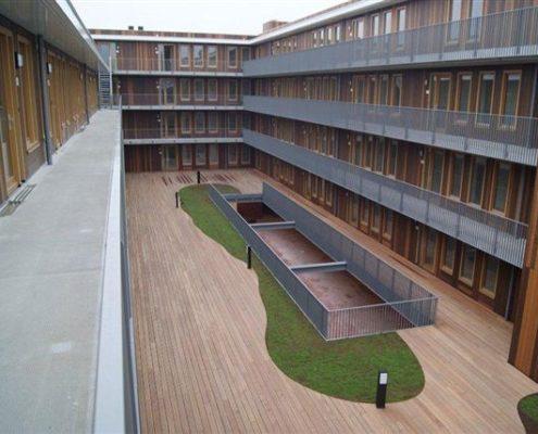 Appartementen Bellamyhove