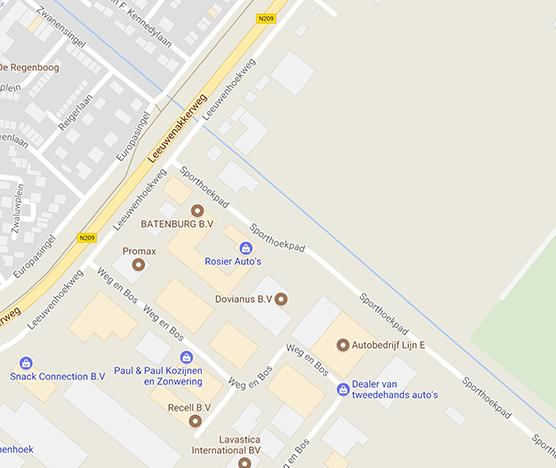 Batenburg BV Bouw en Ontwikkeling