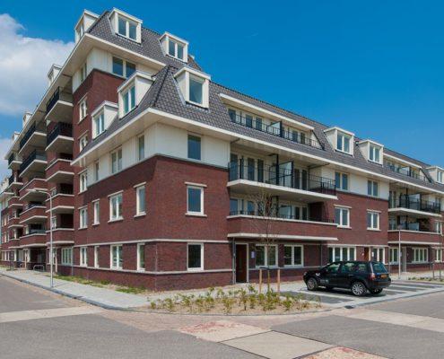 60 huurapartementen De Brink