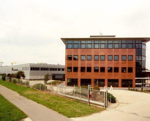 Kantoor Bergschenhoek