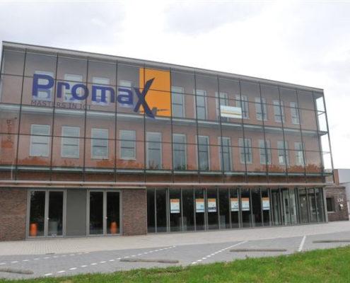 Bedrijfspand Promax